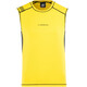 La Sportiva Rocket Tank Men Yellow/Carbon